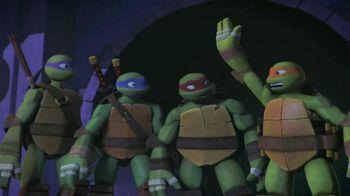 Teenage Mutant Ninja Turtles Secret Sewer Lair TV Spot