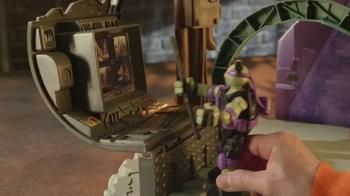 Teenage Mutant Ninja Turtles Secret Sewer Lair TV Spot - Thumbnail 4