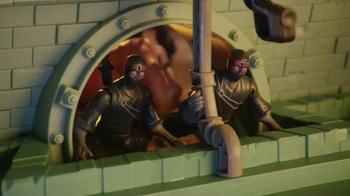 Teenage Mutant Ninja Turtles Secret Sewer Lair TV Spot - Thumbnail 6