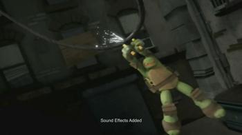 Teenage Mutant Ninja Turtles Secret Sewer Lair TV Spot - Thumbnail 9
