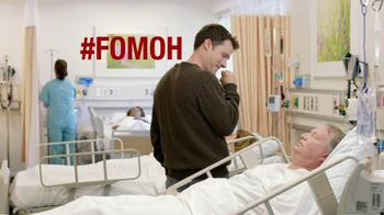 Verizon NHL GameGame Center Premium TV Spot, 'Hospital' - Thumbnail 7