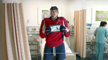 Verizon NHL GameGame Center Premium TV Spot, 'Hospital' - Thumbnail 9
