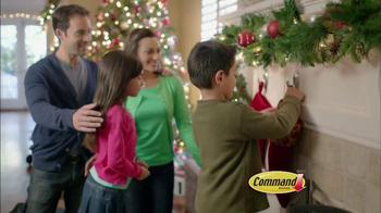 Command TV Spot, 'Holiday Decorations' - Thumbnail 1