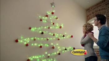 Command TV Spot, 'Holiday Decorations' - Thumbnail 3