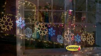 Command TV Spot, 'Holiday Decorations' - Thumbnail 7