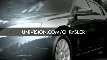 Chrysler 200 TV Spot [Spanish] - Thumbnail 8