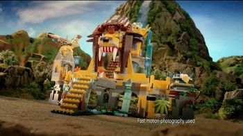 LEGO Legends of Chima The Lion Chi Temple TV Spot