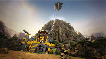 LEGO Legends of Chima The Lion Chi Temple TV Spot - Thumbnail 9