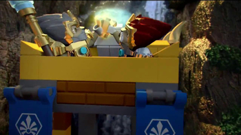LEGO Legends of Chima The Lion Chi Temple TV Spot - Thumbnail 2