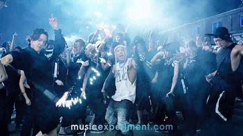 MTV Network Taeyang Music Experiment TV Spot