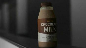 Got Chocolate Milk? TV Spot Featuring Zach Parise - 157 commercial airings