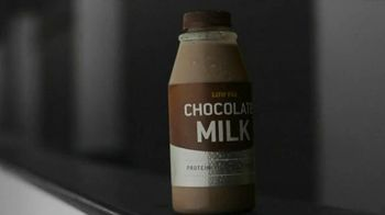 Got Chocolate Milk? TV Spot Featuring Zach Parise