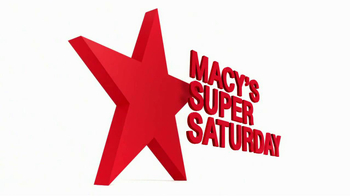 Macy's Super Saturday Sale TV Spot