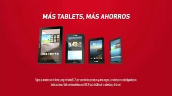 Verizon Tablets TV Spot [Spanish] - Thumbnail 7