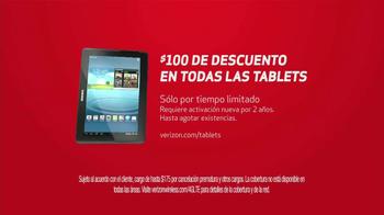 Verizon Tablets TV Spot [Spanish] - Thumbnail 8