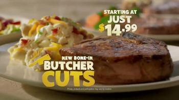 Outback Steakhouse Butcher Cuts TV Spot, 'Vibrant Entrees' - Thumbnail 3