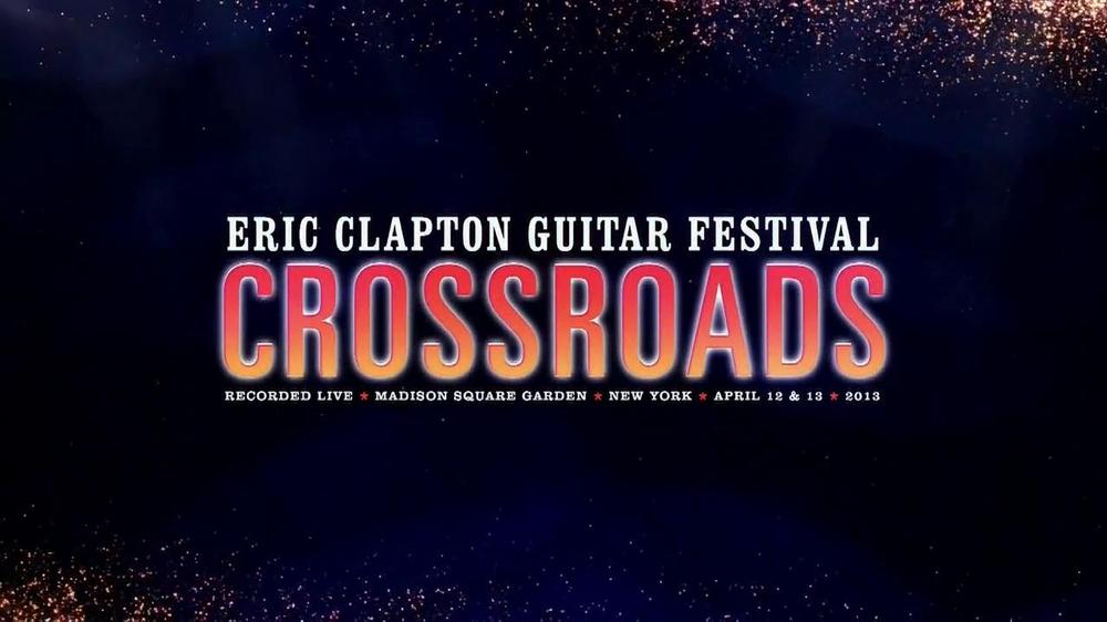eric clapton crossroads guitar festival 2013 tv spot. Black Bedroom Furniture Sets. Home Design Ideas