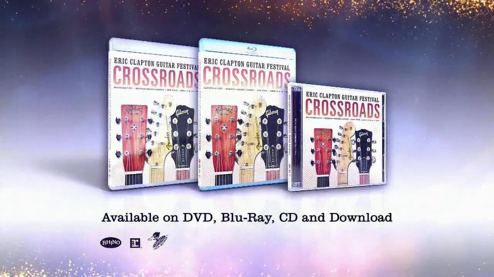 eric clapton crossroads guitar festival 2013 tv spot. Black Bedroom Furniture Sets. Home Design Ideas