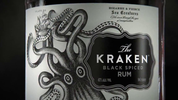 The Kraken Black Spiced Rum TV Spot, Song by Bobby Darin - 930 commercial airings