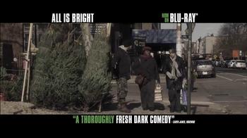 All is Bright Blu-Ray, DVD, & Digital Download  TV Spot - Thumbnail 5