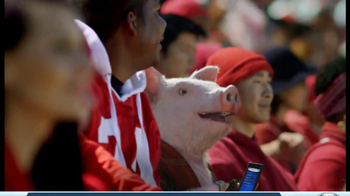 Geico App TV Spot, 'Pig in a Blanket' - Thumbnail 7