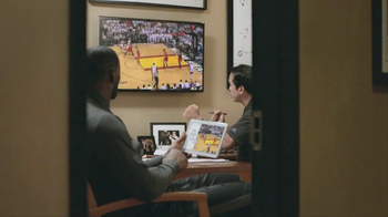 Samsung Galaxy Note 3 TV Spot Featuring LeBron James - Thumbnail 7