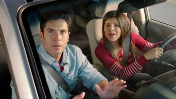 Wendy's Bacon Portabella Melt on Brioche TV Spot, 'Manejando' [Spanish]