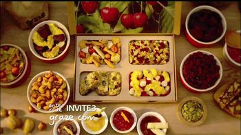Graze Food Delivery TV Spot, 'First Box Free'