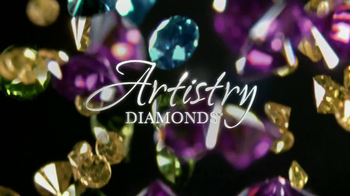 Kay Jewelers Artistry Diamonds Collection TV Spot, 'Diamonds in Her Favorite Color'
