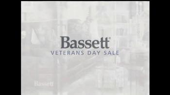 Bassett Veterans Day Sale TV Spot - Thumbnail 2