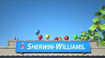 Sherwin-Williams 4-Day Super Sale TV Spot, 'November' - Thumbnail 1