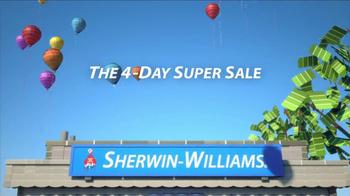 Sherwin-Williams 4-Day Super Sale TV Spot, 'November' - Thumbnail 3