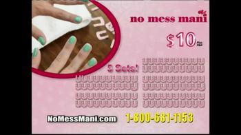 No Mess Mani TV Spot - Thumbnail 10