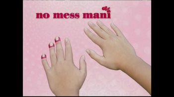 No Mess Mani TV Spot - Thumbnail 3