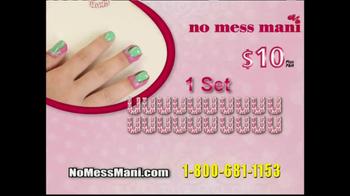 No Mess Mani TV Spot - Thumbnail 8