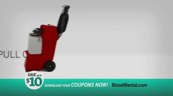 Bissell Rental TV Spot - Thumbnail 2