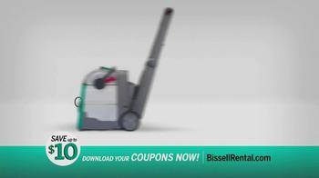 Bissell Rental TV Spot - Thumbnail 3