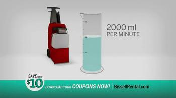 Bissell Rental TV Spot - Thumbnail 4