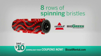 Bissell Rental TV Spot - Thumbnail 6