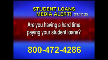 Student Loan Hotline TV Spot, 'Media Alert' - Thumbnail 2