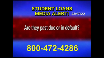 Student Loan Hotline TV Spot, 'Media Alert' - Thumbnail 3
