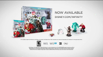 Disney Infinity TV Spot, 'Create' - Thumbnail 9