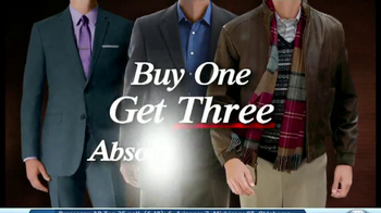 JoS. A. Bank TV Spot, 'Buy One Get Two' - Thumbnail 8