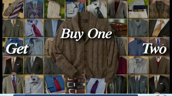 JoS. A. Bank TV Spot, 'Buy One Get Two' - Thumbnail 3