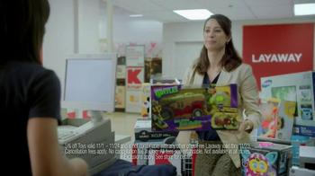 Kmart TV Spot, 'Sneaky Snowman' - Thumbnail 7
