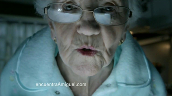 T-Mobile TV Spot, 'Encuentra a Miguel: Abuelita' [Spanish] - Thumbnail 1