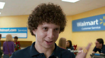 Walmart Christmas Ad Match TV Spot, 'Quite the Talker'