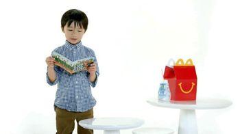 McDonald's Happy Meal Books TV Spot