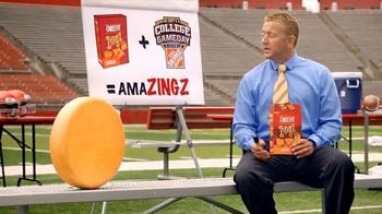 Cheez-It Zingz TV Spot, 'College Gameday: Magical' Feat. Kirk Herbstreit - Thumbnail 1