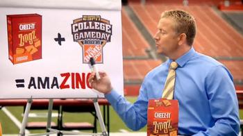 Cheez-It Zingz TV Spot, 'College Gameday: Magical' Feat. Kirk Herbstreit - Thumbnail 3